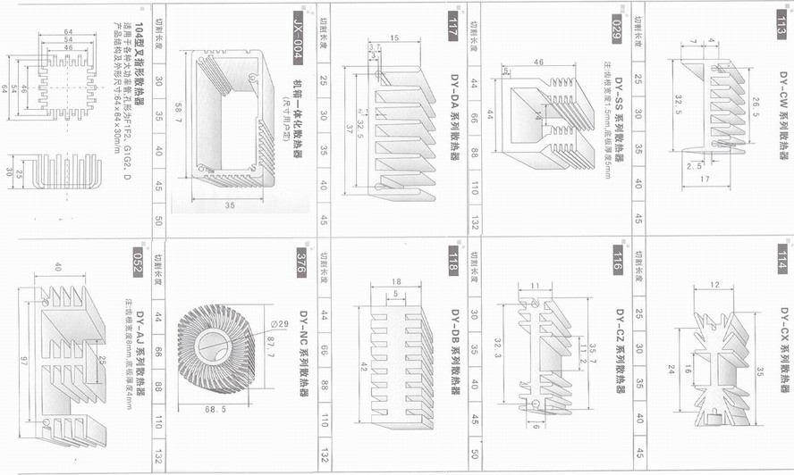 lordsoem expert in boltscrew coldheading  warmforging  stainless casting  aluminum heat sink